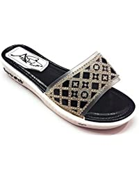 Angel Fashion Premium Quality Beautiful Colorful Slipper For Women Footwear For Casual Or Daily Wear