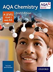 AQA Chemistry A Level Year 1 Second Edition Student Book