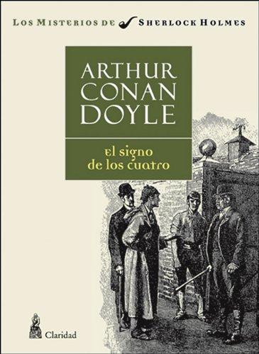 El signo de los cuatro (Los misterios de Sherlock Holmes nº 7) por Arthur Conan Doyle