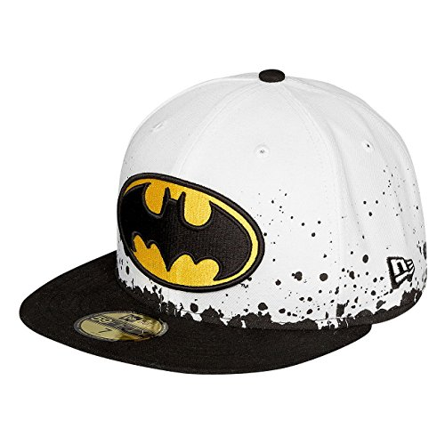 New Era Mujeres Gorras / Gorra plana Panel Splatter Batman 59Fifty