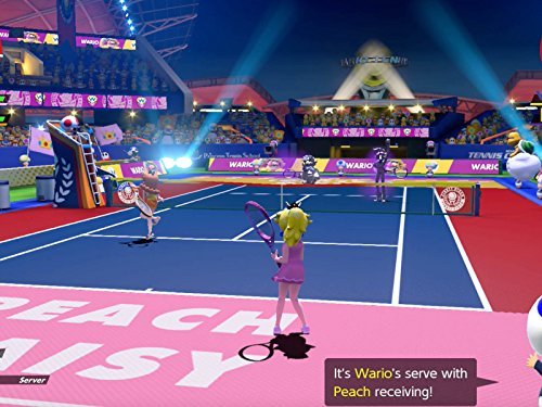 Clip: Peach Daisy vs Wario Waluigi