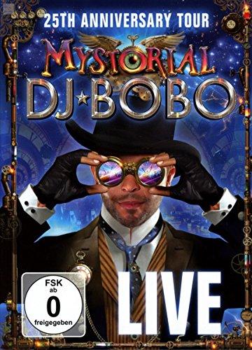 DJ Bobo - Mystorial Live