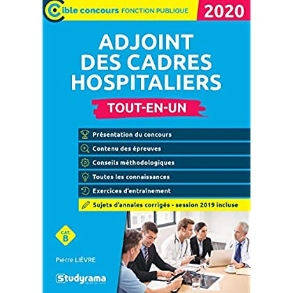 Ajoint des cadres hospitaliers