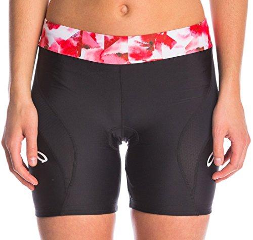 Orca Core Hipster Tri Short Women black/pink Größe S 2017 Triathlon-bekleidung