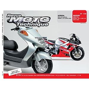Rmt 132.1 Honda 125 Fes (98/02) Suzuki Gsx 750 00/03