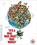It's a Mad, Mad, Mad, Mad World [Blu-ray] [Import italien]