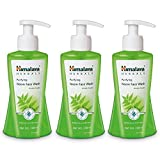 Himalaya Herbals Purifying Neem Face Wash, 200ml (Pack of 3)