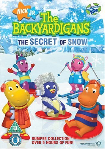 The Backyardigans Vol.3 - The Secret Of Snow [UK Import] - Backyardigans Dvd