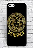Iphone 6/6S Case Versace Brand Logo Style Print for Girl, Cool Case Iphone 6/6S (4.7 Inch) Case Cover Solid Floralmaycase