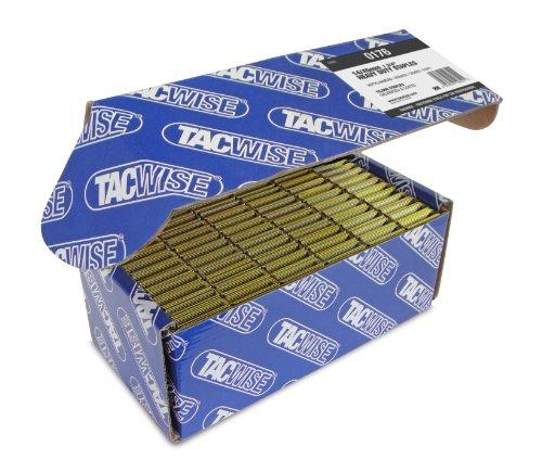 Tacwise 0176 Boîte de 10000 Agrafes galvanisées 45 mm Type 14 - Bronze