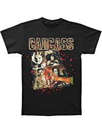 Carcass - T-Shirt Necroticism (in L)