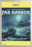 Fallout 4 - Far Harbour - Game Videospiel Poster Plakat Druck - Grösse 61x91,5 cm + Wechselrahmen der Marke Shinsuke® Maxi aus edlem Aluminium (ALU) Profil: 30mm silber
