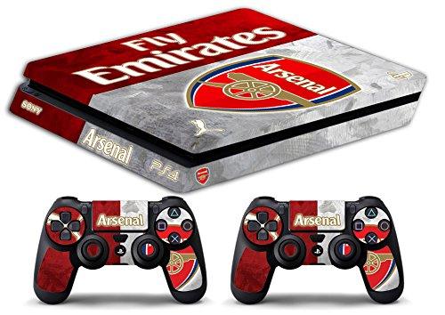 Preisvergleich Produktbild Skin PS4Slim–Arsenal–Limited Edition Dekorbogen, Schutzhüllen für FACEPLATES Playstation 4Sony Bundle