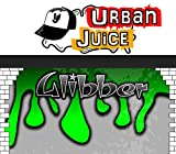 Urban Juice 10ml E-Liquid Glibber Nikotingehalt 0 mg/ml Waldmeister Vanille