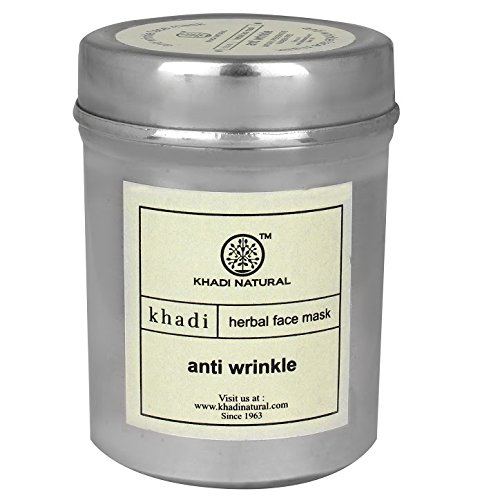 Khadi Anti Wrinkle Face Mask, 50g