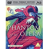 Phantom Of The Opera [Rupert Julian] 3 Disc Dual Format Edition