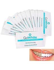 28 Teeth Whitening Strips, KISSION Dental Whitening Teeth, Whitening Tools Professional