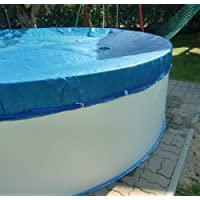 Zelte-Max - Telo di copertura per piscine, Ø 5,00 m