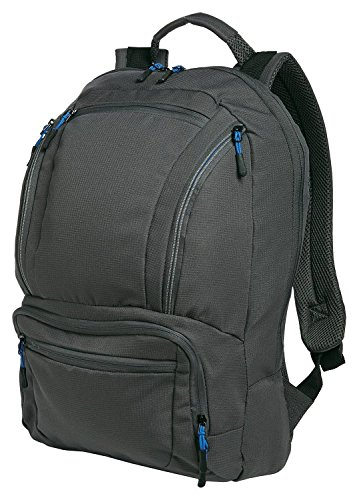port-authority-cyber-rucksack-bg200-gr-one-size-grau-dark-charcoal-royal