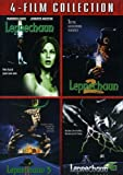 Leprechaun 1-4 [DVD] [Region 1] [US Import] [NTSC]