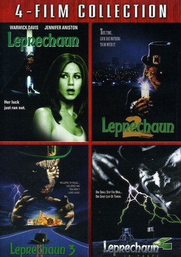Leprechaun 1-4 (4pc) / (Ws) [DVD] [Region 1] [NTSC] [US Import]