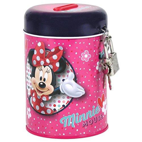 Skarbonka z klódka Minnie Mouse 16