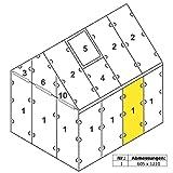 Zelsius - 4 mm Hohlkammerstegplatte
