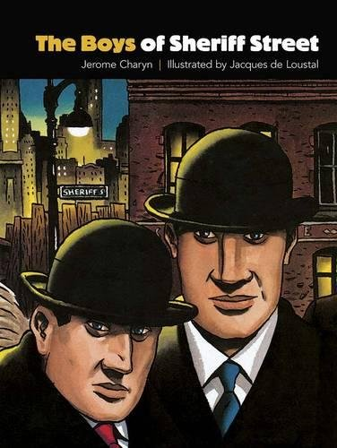 The Boys of Sheriff Street (Dover Graphic Novels)