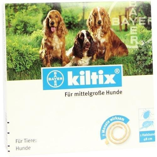 KILTIX F MITTELGR HUNDE 1St Halsband PZN:4929537 by Bayer Vital GmbH