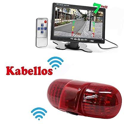 HSRpro-RFK-176-Kabellose-Funk-Rckfahrkamera-Kompatibilitts-Renault-Trafic-Opel-Combo-Opel-Vivaro-um-Ihr-Transporter-Wohnwagen-Wohnmobile-Heck-zum-nachrusten-inkl-Monitor