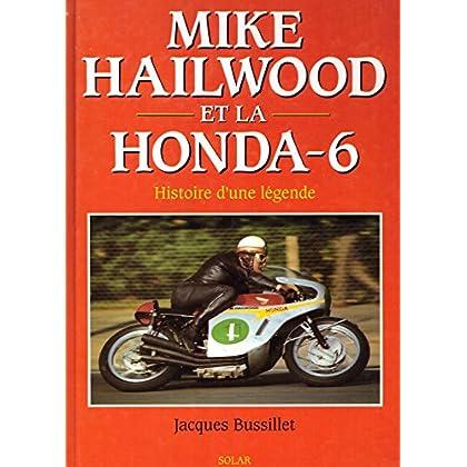 Mike Hailwood et la Honda-6