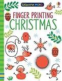Finger Printing Christmas (Usborne Minis)
