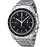 Omega Omega Speedmaster Mond Schwarz Zifferblatt Edelstahl Stahl Mens Watch 311.30.44.51.01.002