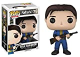 FunKo 021048 Pop Games: Fallout 4 Sole Survivor 75 Vinyl Figure für FunKo 021048 Pop Games: Fallout 4 Sole Survivor 75 Vinyl Figure