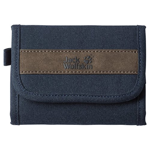 Jack Wolfskin Embankment Klett Outdoor Flip Wallet Night Blue