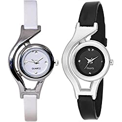 BVM Fashion Stylish Dial Multicolour Combo Designer Latest Watches For Woman And Girls Analog Watch - For Girls