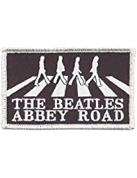 Beatles Abbey Road Iron-On Or Sew-On Cloth Patch