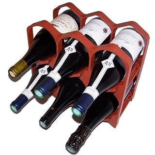Range-bouteilles - Casiers 6 bouteilles - Terre Cuite