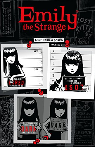 Emily the Strange Volume 1: Lost, Dark, and Bored