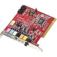 Ultron OctoSound 7.1 PCI 8 Channel Soundcard