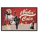Fallout Doormat 'Nuka Cola Pin-Up'