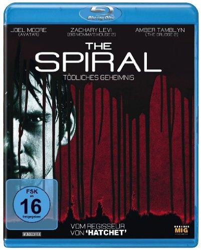 The Spiral - Tödliches Geheimnis [Blu-ray]