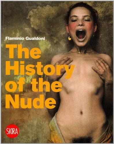 The History of the Nude por Flaminio Gualdoni