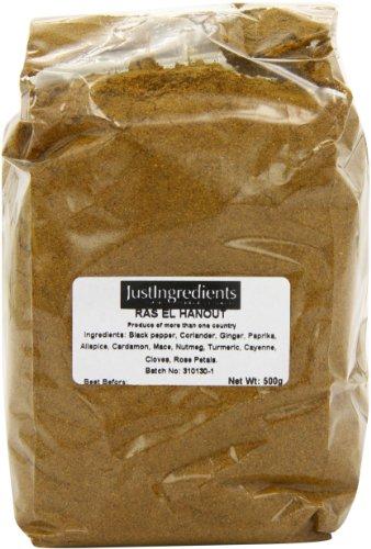 JustIngredients Essential Ras El Hanout - 500 gr