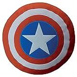 Avengers 043538 3D Kissen Bouclier, Polyester, Durchmesser 36 cm