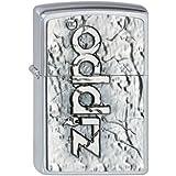 zippo logo zippo relief