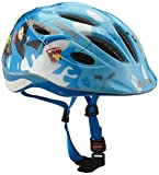 Alpina Kinder Radhelm Gamma 2.0 Flash, Pirate, 46-51 cm