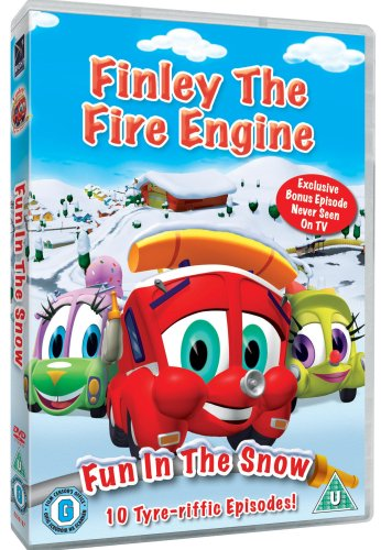 Finley The Fire Engine - Fun In The Snow [UK Import]