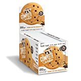 Lenny & Larry's The Complete Cookie, Peanut Butter Chocolate Chip, 12 Vegan Cookies á 113g Box
