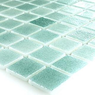 Mosaik fliesen matte turkis   Heimwerker-Markt.de